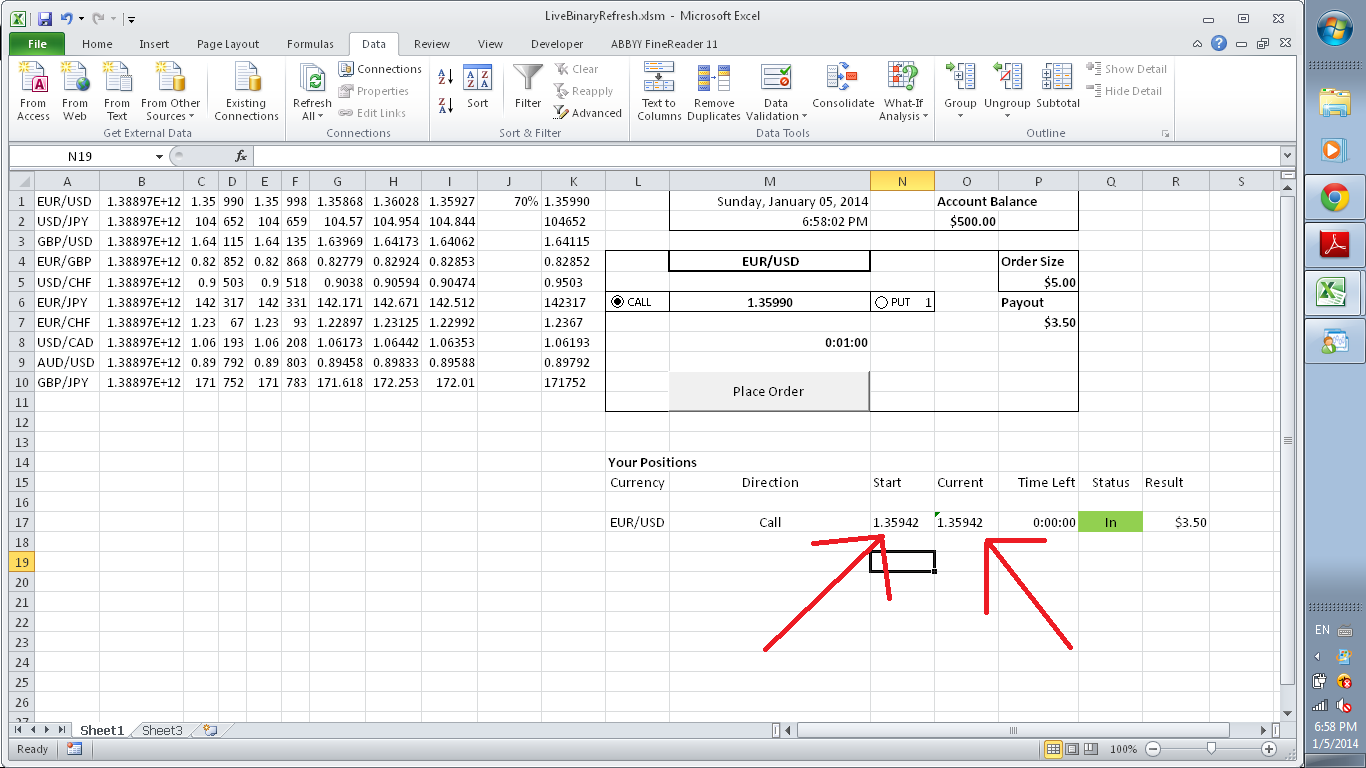 Copy value, not formula, from one cell and paste to another