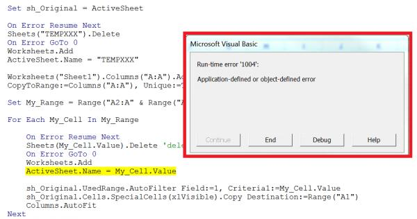 Excel Vba Code To Create New Sheets Upon New Entry In Field Vbforums