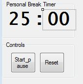 VS 2013 [RESOLVED] Super Simple Countdown timer-VBForums
