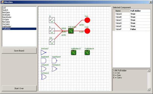 Outstanding Online Logic Circuit Simulator Pictures - Simple Wiring ...