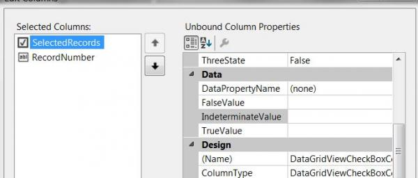 How do I remove rows in a datagridview using a Checkbox