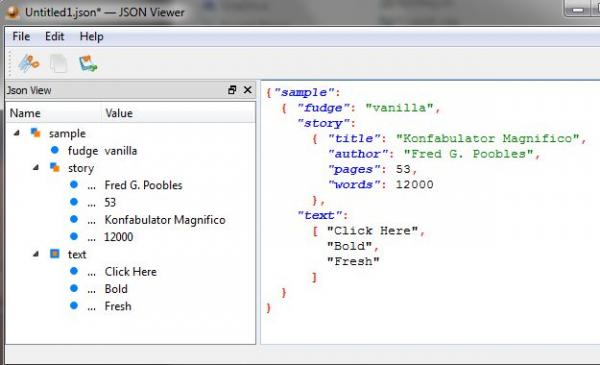 Interested in create a Json viewer and need advise/help-VBForums