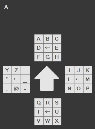 How can I send text from a virtual keyboard i made in VB net to